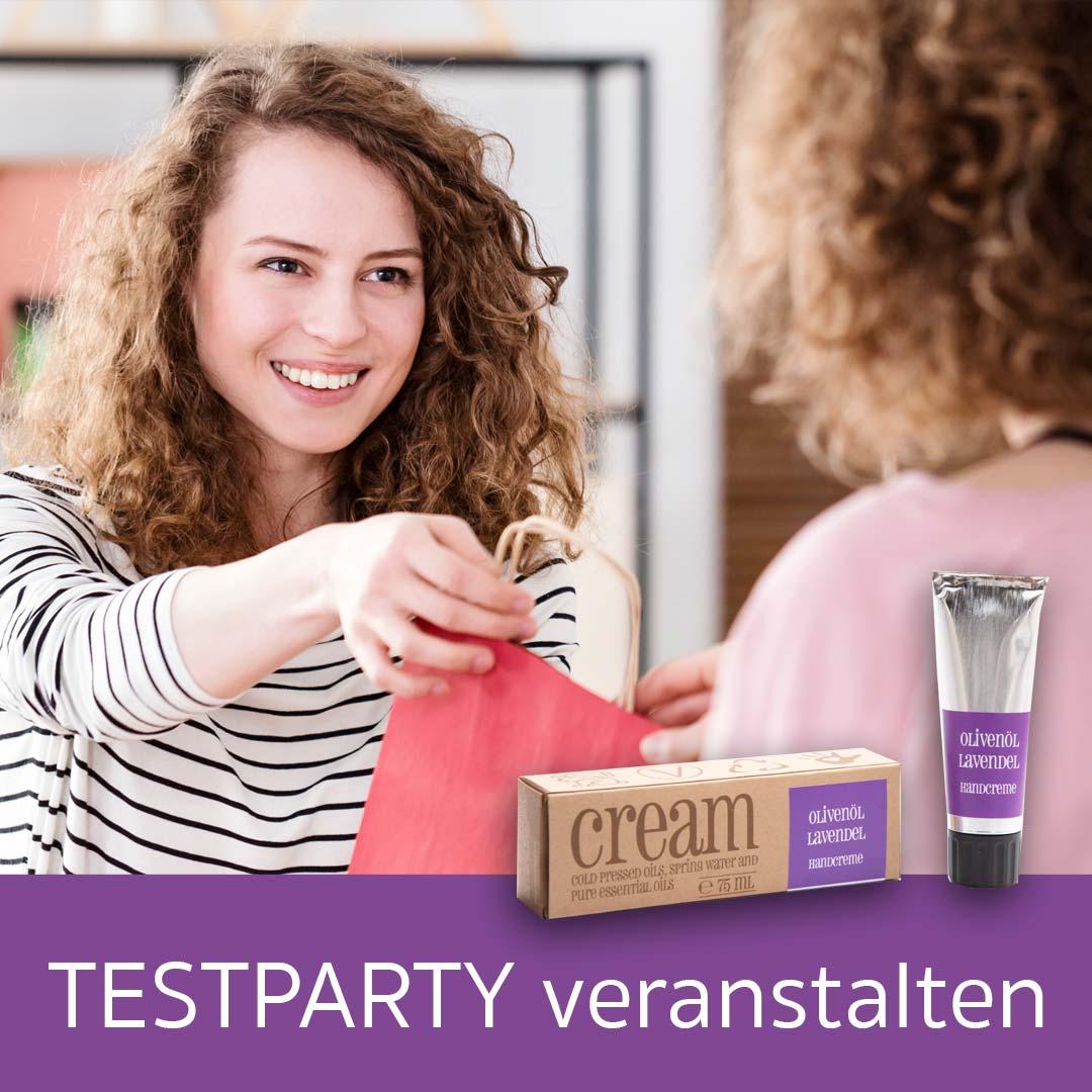 Testparty - Extrabellezza